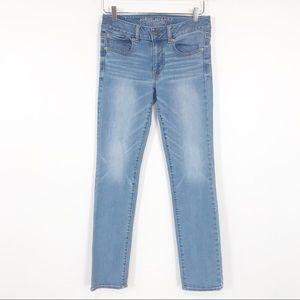 American Eagle Super Stretch denim jeans